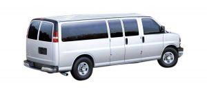 Calgary A-1 Limo Rentals 13 Passengers Van
