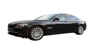BMW 7 Series Luxury A-1 Limo & Sedan in Calgary