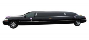 Black Lincoln Town for 8 From Calgary A-1 Limo Service Birthday Limo