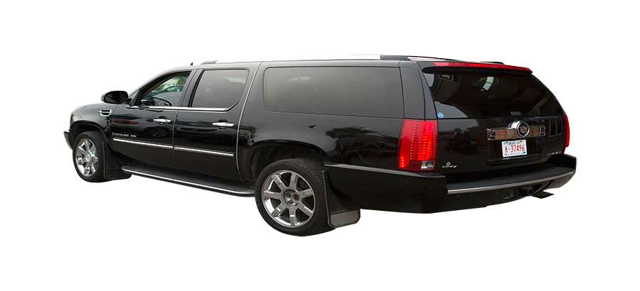 Escalade Limo from A-1 Limousine in Calgary