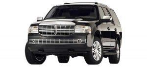 Lincoln Navigator SUV for 7 Pax of A-1 Limo & Sedan Service Calgary