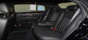 Calgary A-1 Limo Rentals Lincoln Town Car L Interiors