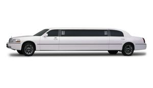 Calgary A-1 Limo Service White 8 Pack Limo