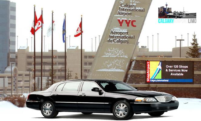 A-1 Limo Calgary  Sedan Airport Picture