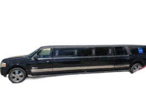 A-1 Limo Calgary Beautiful Luxury SUV Black Expedition Stretch Limo