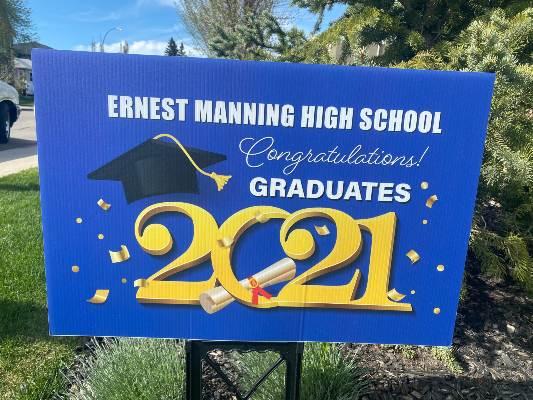 ERnest School Calgary Grad Limo
