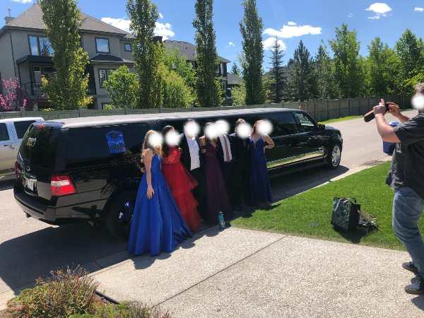 SUV Limo Service Calgary