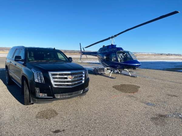 Cadillac Escalade ESV Calgary